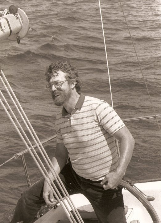 Stafford at helm